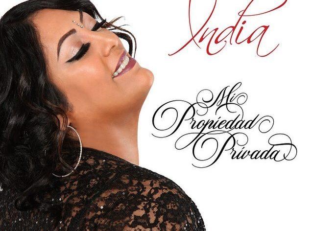 India y Tony Succar se unen para lanzar la versión salsa del tema «Mi propiedad privada»